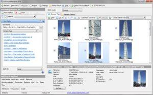 โปรแกรม Advanced Renamer เปลี่ยนชื่อ Files, Folders เยอะๆ ได้