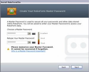 โปรแกรม RoboForm ช่วยจำ Username Password ที่ใช้ประจำ