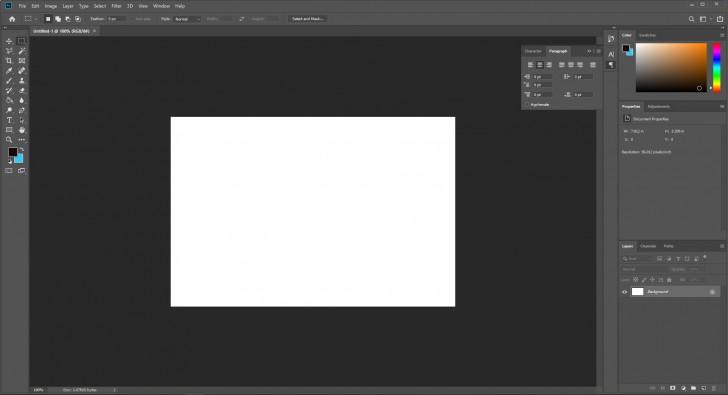 โปรแกรมแต่งรูป Adobe Photoshop CC ขั้นเทพตลอดกาล